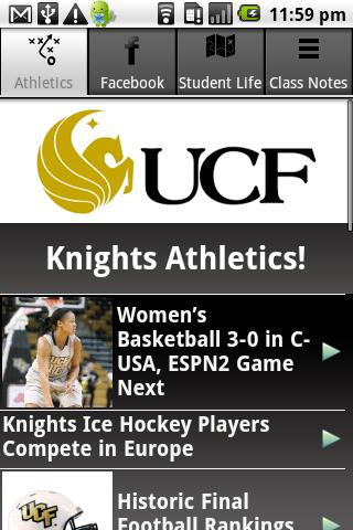 UCF Knights Student Life