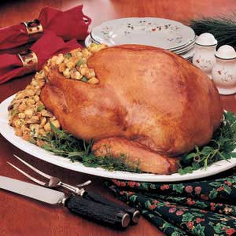 Classic Stuffed Turkey