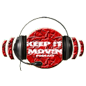 Keep It Movin' Podcast App icon
