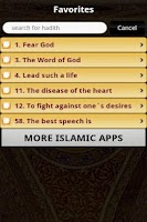 Screenshot of Sayings of Ali(RA) - Islam