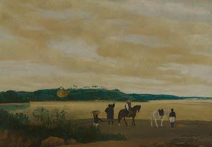 RIJKS: Frans Jansz. Post: painting 1637