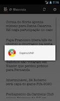 Screenshot of O Bairrista