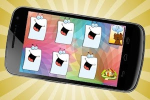 Screenshot of Tiki Bear Phonics Vowel Sounds
