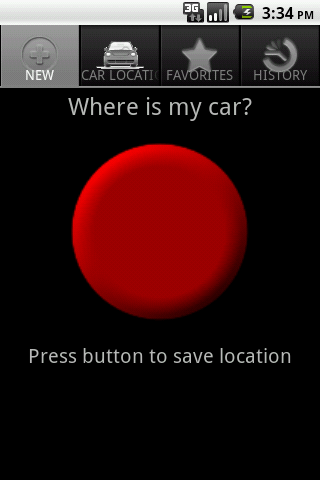 Where is my car