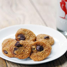 Gluten Free Chocolate Chip Cookies (With Yacon)