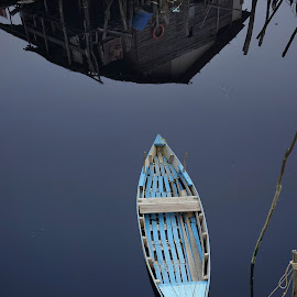 A thousand words by Arief Wardhana - Transportation Boats