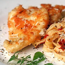 Parmesan Crusted Cod