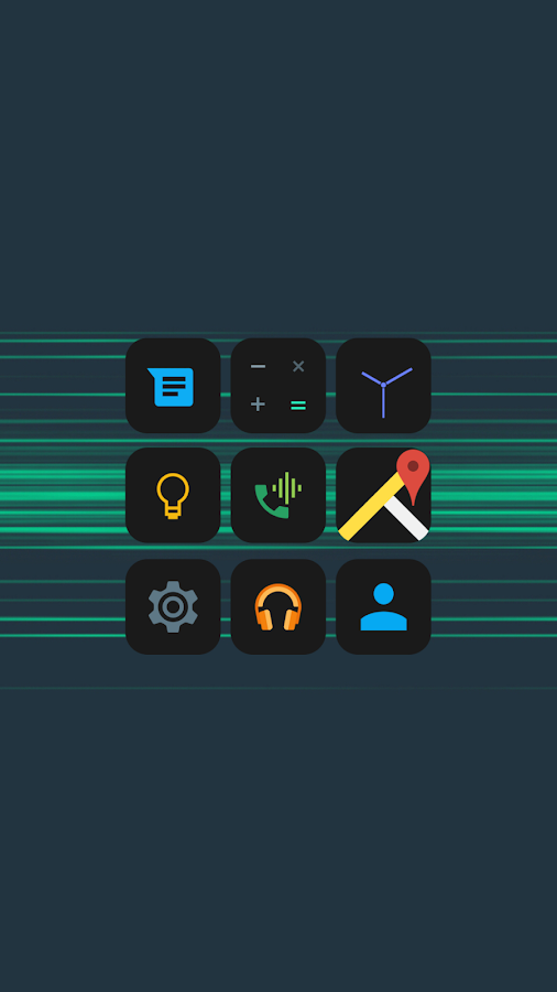 Mador - Icon Pack Screenshot 0