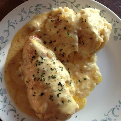 Crock-Pot Cream Cheese Chicken