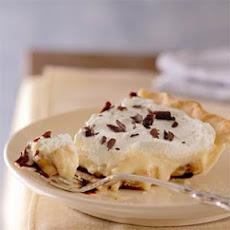 Black Bottom Banana-Cream Pie