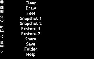 Screenshot of DrawBack Blind Draw and Feel