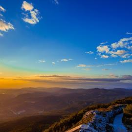 sunset , Istria by Eseker RI - Landscapes Sunsets & Sunrises (  )