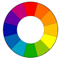 Color detector for RAL icon