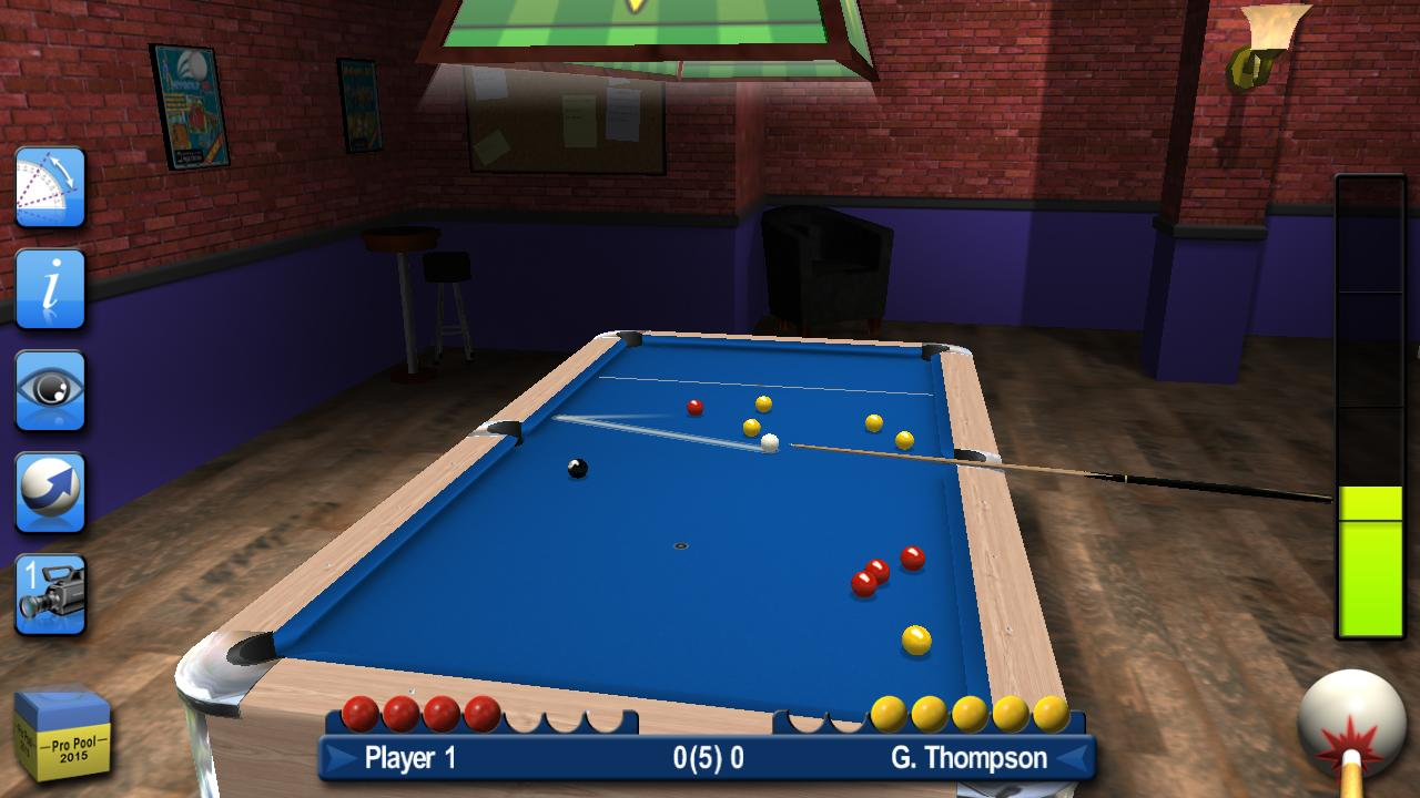 Pro Pool 2015 Screenshot 3