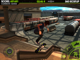 Screenshot of Skateboard Party 2