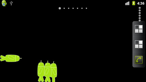Robot Live Wallpaper