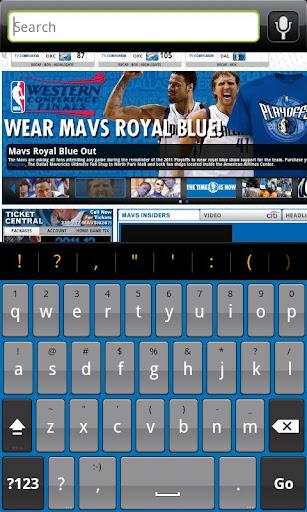 Mav-Rix - HD Keyboard Theme