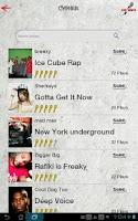 Screenshot of Rap Wars Free