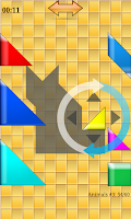 Screenshot of Jewels Tangram