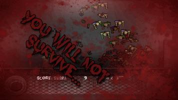 Screenshot of Zombies Overloaded
