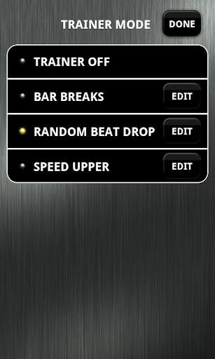 Time Trainer Metronome - screenshot
