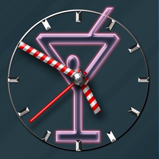 為了喝時鐘的時間 個人化 App LOGO-APP開箱王