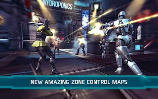 Screenshot of SHADOWGUN: DeadZone