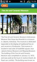 Screenshot of Jakarta Guide, Hotels, Weather