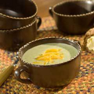 Easy Creamy Broccoli Soup