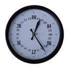 Zulu Time Desktop Widget icon