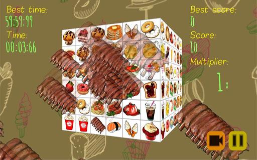 Foodistry - screenshot