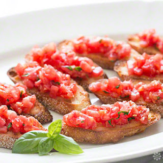Roasted Tomato Bruschetta Recipes