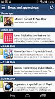 Screenshot of AppZapp - Top Apps & Sales