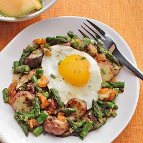 Asparagus Potato Hash Recepten | Yummly