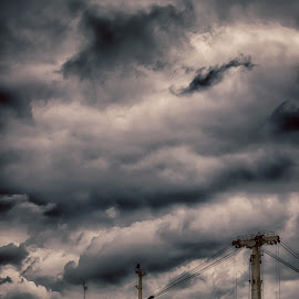 by Rohan RM CF - Transportation Other ( water, transport, ship, cloud, landscape, storm,  )