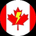 Zap Canada icon
