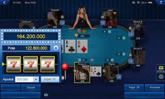 Screenshot of Poker Portugal HD