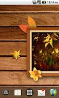 Screenshot of Free Frame Picture Theme