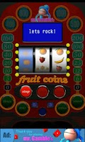 Screenshot of Fruit Coins Slot Machine