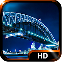 Sydney Harbor Bridge HD icon