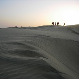 by Ajanta Ghosh - Landscapes Deserts (  )