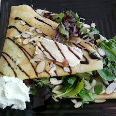if this (brie crepe) doesn't make you want to eat here....then I can't help you!
