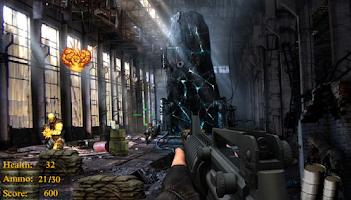 Screenshot of Sniper Battle War