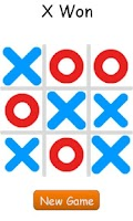 Screenshot of Free Tic Tac Toe