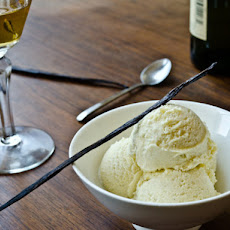 Scotch Vanilla Bean Ice Cream