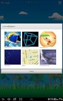 Screenshot of Hanuman Live Wallpaper