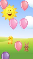 Screenshot of Balloon Fun
