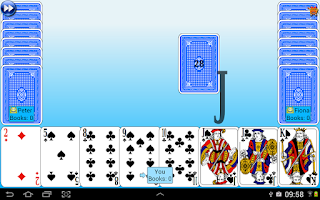 Screenshot of G4A: Go Fish!