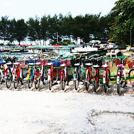 by Ferry Georgius Yoeng - Transportation Bicycles