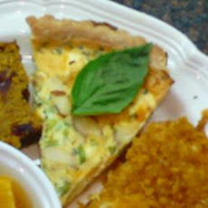 Country Manor Breakfast Tart